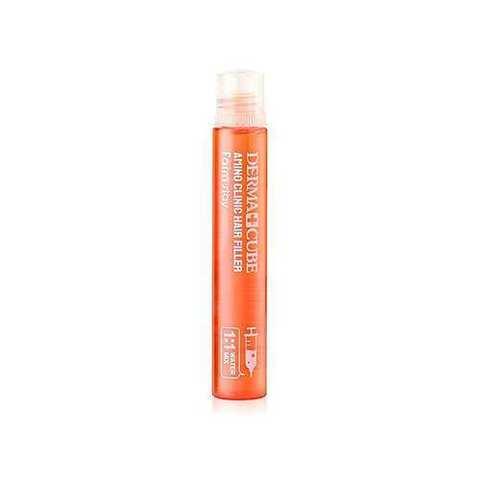 FarmStay Филлер для волос интенсивный с аминокислотами - Derma сube amino clinic hair fille