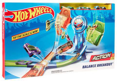 Hot Wheels Balance Breakout Trackset