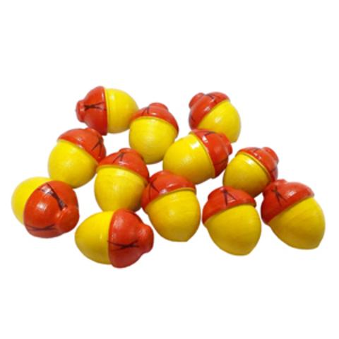 Счетный материал Желуди (12 шт)(RNToys)