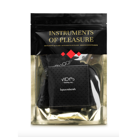 Bijoux Indiscrets Набор Instruments of Pleasure красный