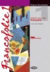 Francofolie 1 Livre+cahier +Dx2 +R(France)
