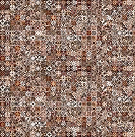 Керамогранит CERSANIT Hammam 420х420 коричневый HA4R112-69