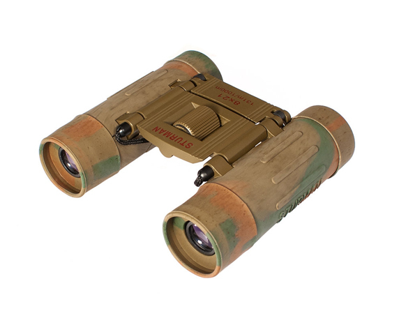 Бинокль Sturman 8x21 камуфляж - фото 4
