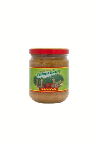 Оливковая паста из зеленых оливок 180 гр