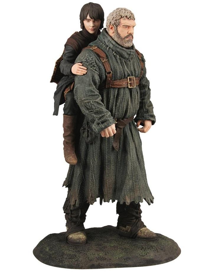 Статуэтка Игра Престолов — Ходор и Бран