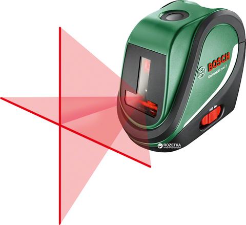 Лазерный нивелир BOSCH UniversalLevel 2 Set  (DIY)