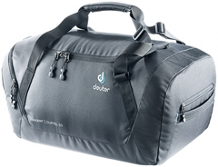 Сумка спортивная Deuter Aviant Duffel 50 black