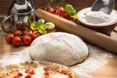 Тесто для пиццы и пирогов 800гр