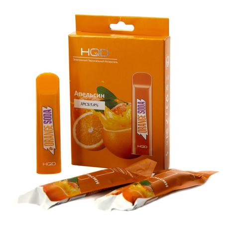 Одноразовая электронная сигарета HQD Cuvie Orange (Апельсин) 1 шт