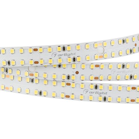 Светодиодная лента S2-2500 24V White 5500K 15mm (2835, 280 LED/m, LUX) (ARL, 20 Вт/м, IP20)