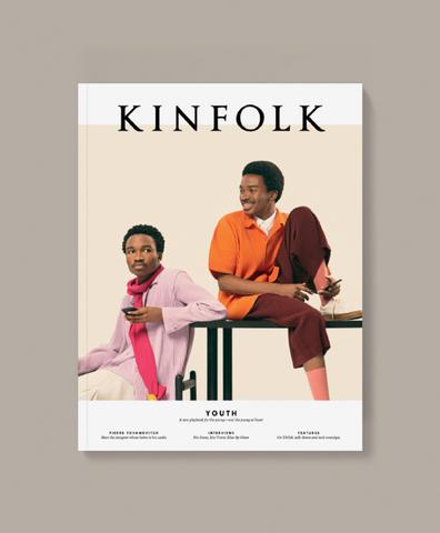 Журнал Kinfolk vol.39 английский