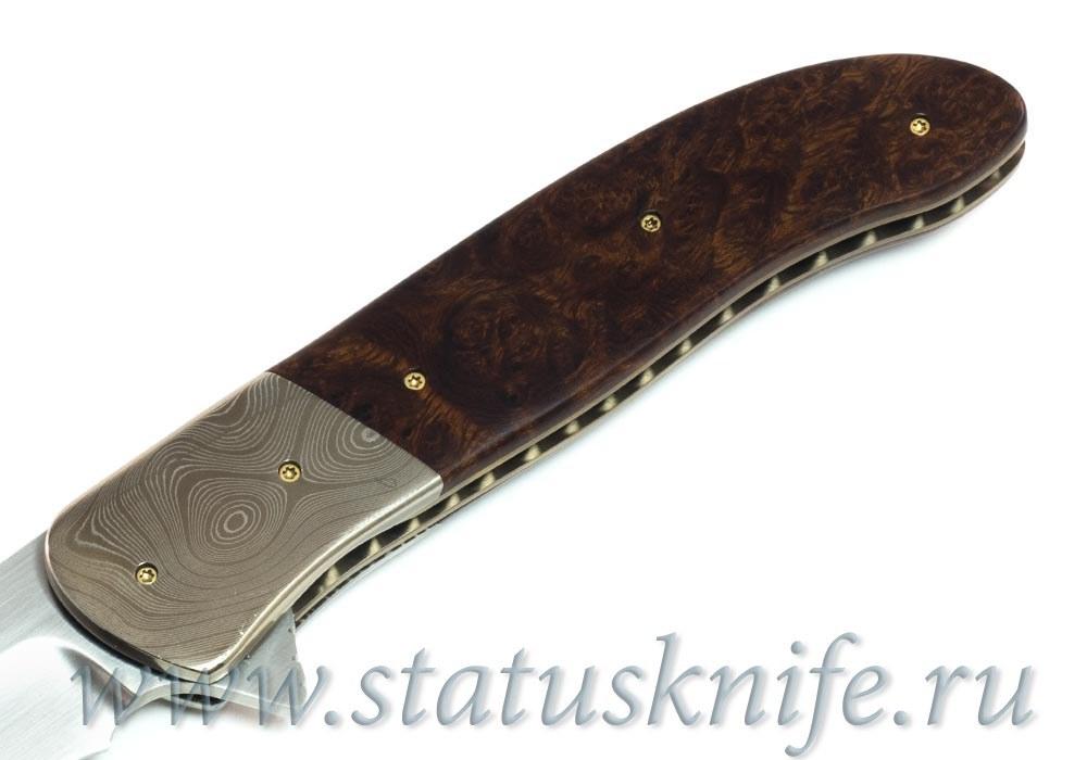 Нож Don Maxwell Orca Flipper - фотография