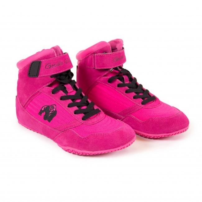 Женские кроссовки Gorilla wear HIGH TOPS Pink