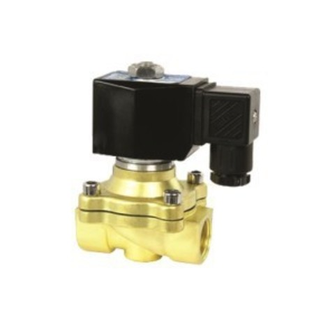 Клапан соленоидный SV-2W-15 N/C-1/2
