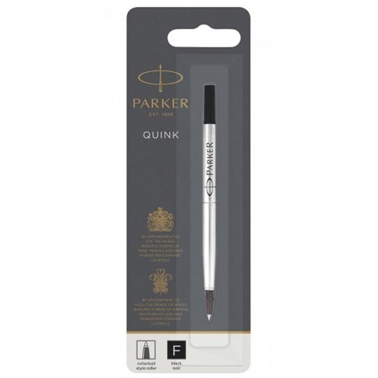 Parker Стержень для ручки-роллера, M, черный