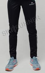Женские утепленные лыжные брюки NordSki Pro Black