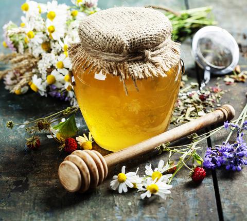 Мед натуральный цыеточное разнотравие ИП АНИСИМОВ 1кг