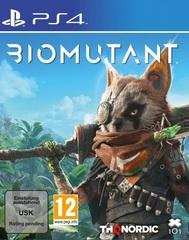 Biomutant Стандартное издание (PS4, русская версия)