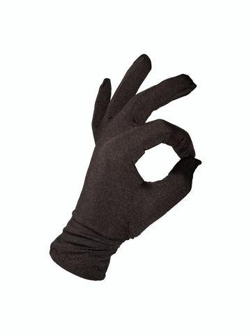 Перчатки многоразовые темно-серые