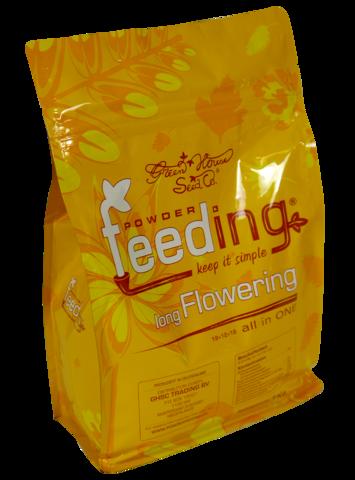 Powder Feeding Long Flowering 125 грамм