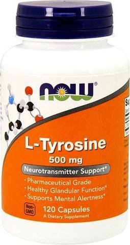 Аминокислоты NOW L-Tyrosine