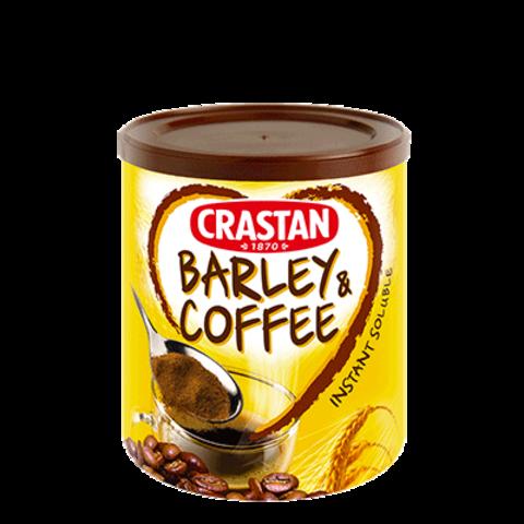 Напиток Ячмень и Кофе раств б/сах Crastan 120г
