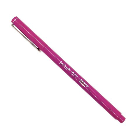 Маркер ручка Uchida LePen - MAGENTA - 0,3мм