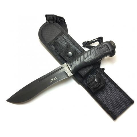 Тактический нож Рысь-4 черный, Нокс