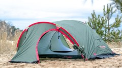 Палатка Talberg Sund Pro 2 зеленый - 2