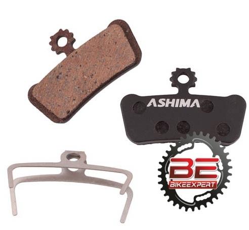 Колодки Ashima для Avid X0 Trail 4 органические