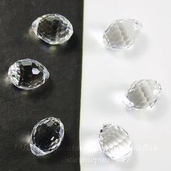 6002 Подвеска Сваровски Ball Pendant Crystal (10х7 мм)