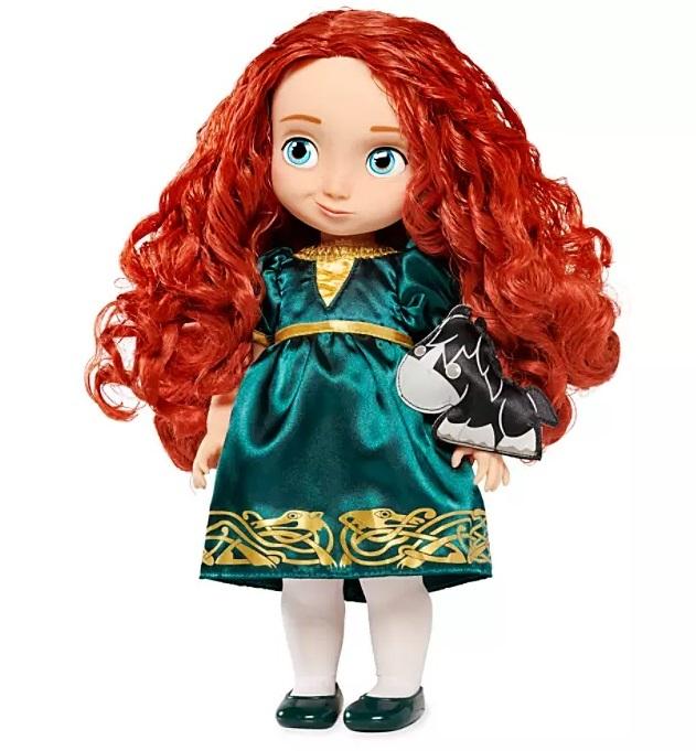 Кукла Мерида Disney Animators' Collection