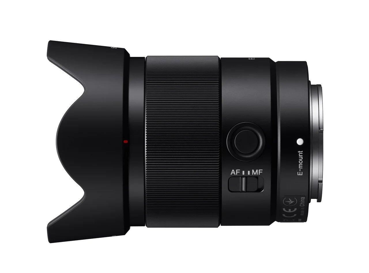 Объектив Sony FE SEL-35F18F для полнокадровый беззеркальных камер Alpha