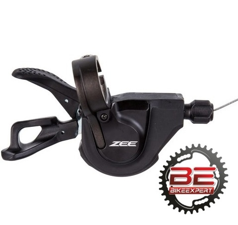 Манетка Shimano M-640 ZEE 10 скоростей