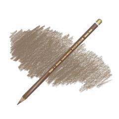 Карандаш художественный цветной POLYCOLOR, цвет 820 ореховый темный