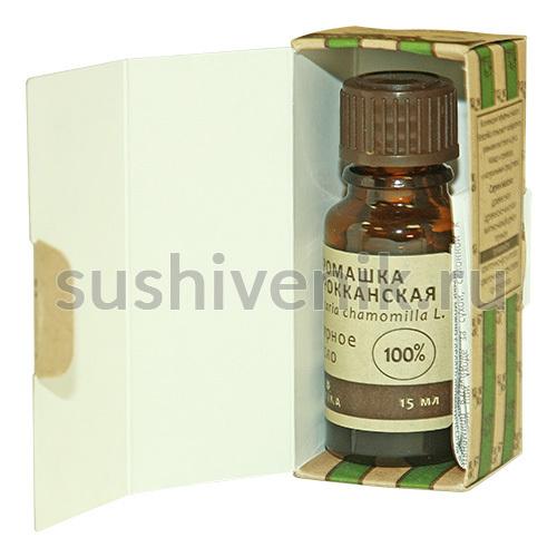 100% эфирное масло Matricaria chamomilla L.