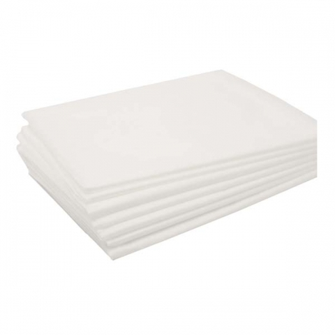 Простыня одноразовая (Белая, 200*80 см., 20 шт.)