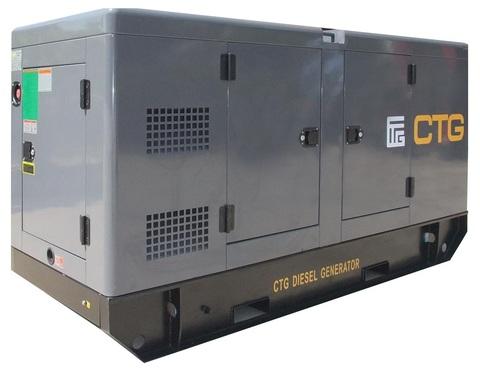 Дизельный генератор CTG AD-110RE в кожухе