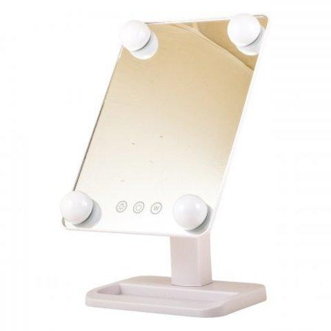 Зеркало с подсветкой Cosmetie Mirror 360