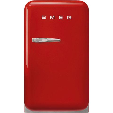 Компактный холодильник Smeg FAB5RRD5