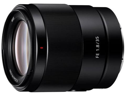 SEL-35F18F объектив Sony FE 35mm f/1.8