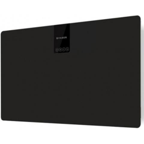 Вытяжка Faber SOFT SLIM 80 BLACK INGO A80