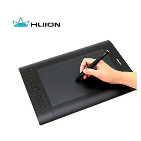 Huion H610PRO Painting Drawing Pen Graphics Tablet