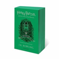 Harry Potter and the Order of the Phoenix - Slytherin Ed (PB)