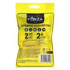 Зарядное устройство FORZA, Палитра 2USB, 2А