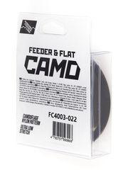 Леска монофильная Feeder Concept FEEDER&FLAT Camo 150м, 0.22мм