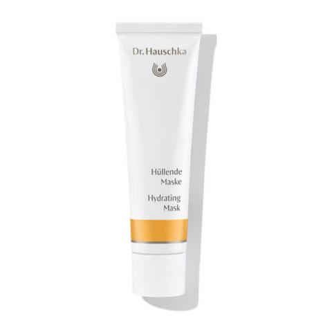 Интенсивно питающая маска для лица (Reichhaltige Crememaske) Dr. Hauschka