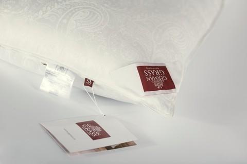 Подушка шелковая 68x68 «Luxury Silk Grass»