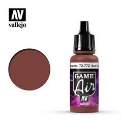 GAME AIR 772-17ML. RED TERRACOTTA