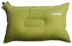 Подушка самонадувающаяся Tramp комфорт плюс TRI-012,  43*34*8.5см
